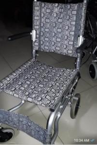 sewa kursi roda travel small