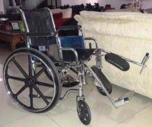 sewa kursi roda 2 in 1
