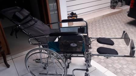 sewa kursi roda 3 in 1