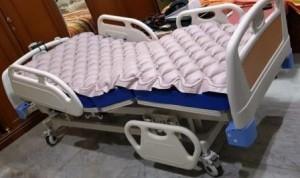 sewa tempat tidur rumah sakit elektrik premium